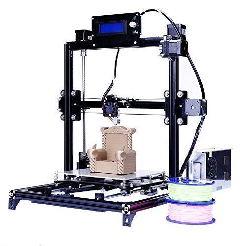 persa i3 3d printer diy kit instructions