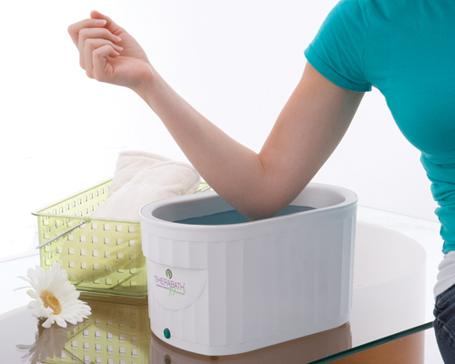 instructions for paraffin wax bath