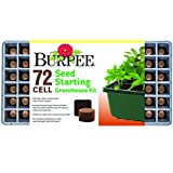 burpee seed sprouter instructions