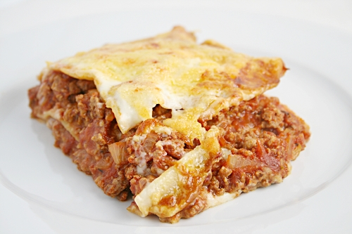 quorn lasagne cooking instructions