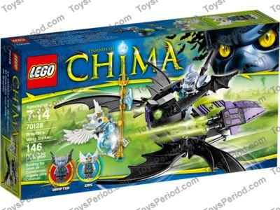 lego dimensions chima instructions eris