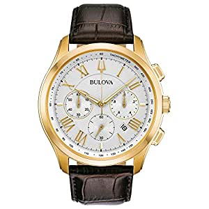 bulova accutron chronograph instructions