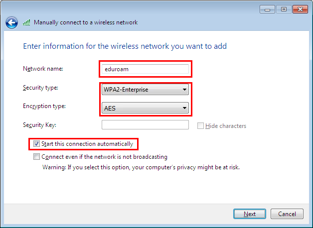 windows 7 connect to wireless network instructions