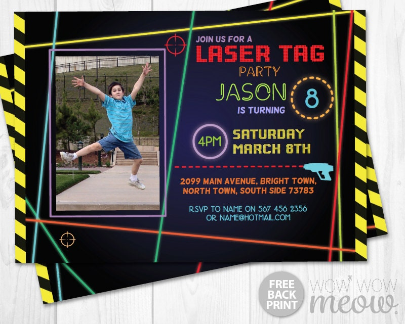 laser tag instructional video