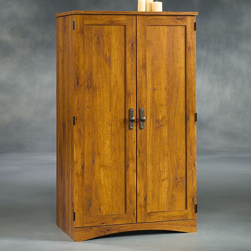 sauder craft armoire assembly instructions